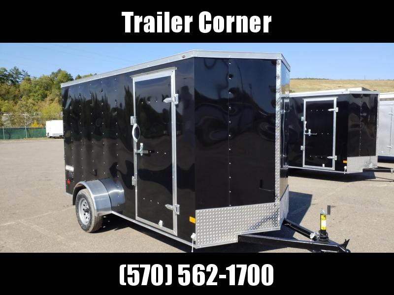 2021 Haulmark PPT 6X12 EXTRA HEIGHT - RAMP Enclosed Cargo Trailer