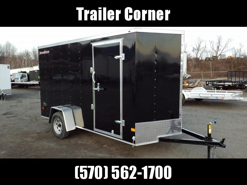 2021 Wells Cargo FT 6X12 - RAMP - RINGS - EXTRA HEIGHT Enclosed Cargo Trailer