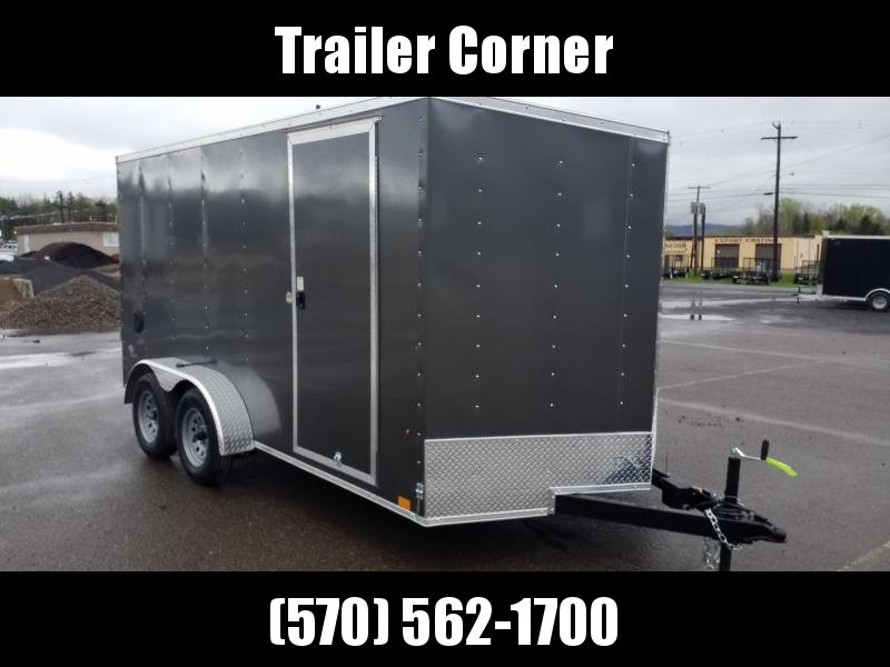 2022 Look Trailers STLC 7X14 - EXTRA HEIGHT - RAMP DOOR Enclosed Cargo Trailer