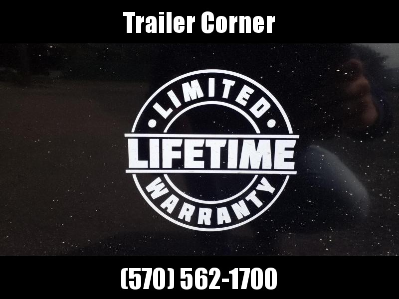 2021 Mission 8.5X16 ALUMINUM ALL SPORT Snowmobile Trailer