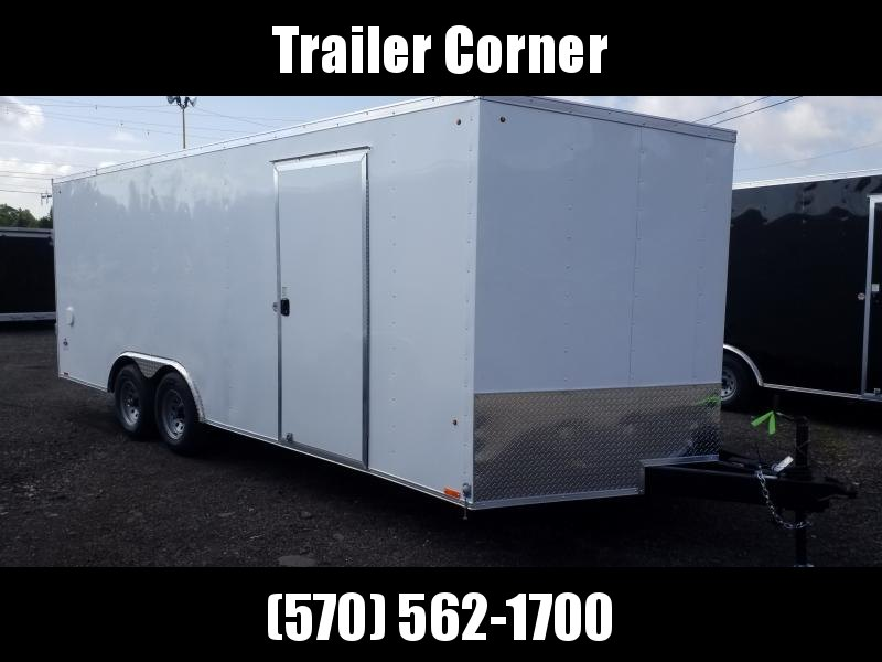 2021 Look Trailers ST 8.5X20 10K DLX Car / Racing Trailer