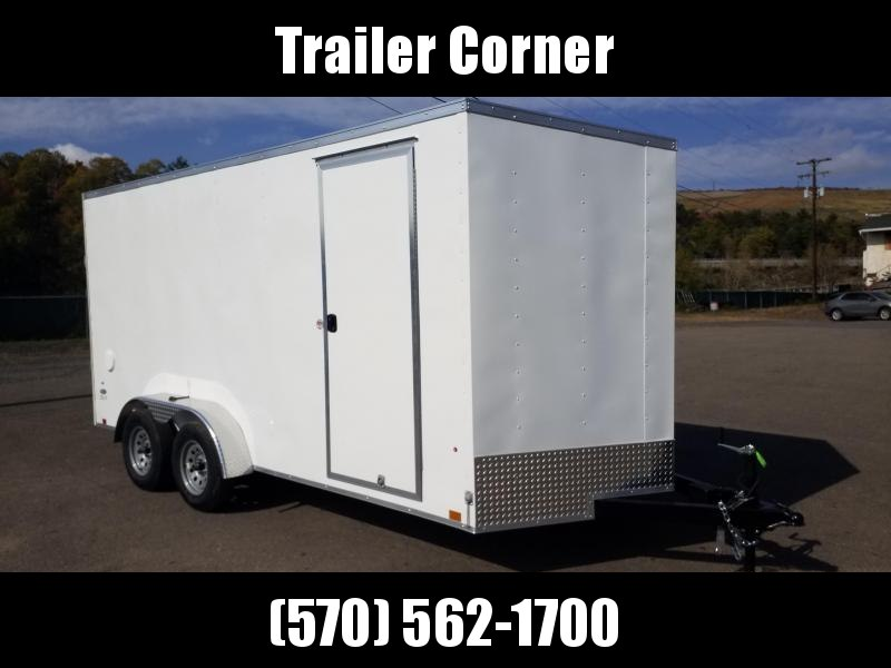 2021 Look Trailers STLC 7X16 UTV HEIGHT - RAMP Enclosed Cargo Trailer