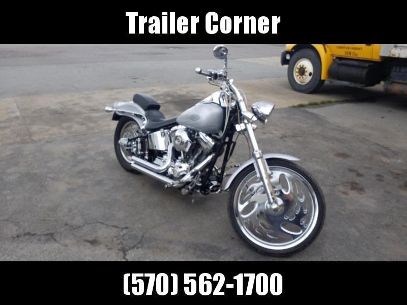 2001 Harley Davidson SOFTTAIL Motorcycle