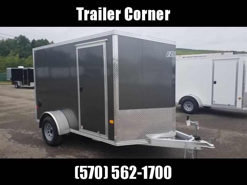 2021 Mission EZEC 6X10 RAMP DOOR Enclosed Cargo Trailer