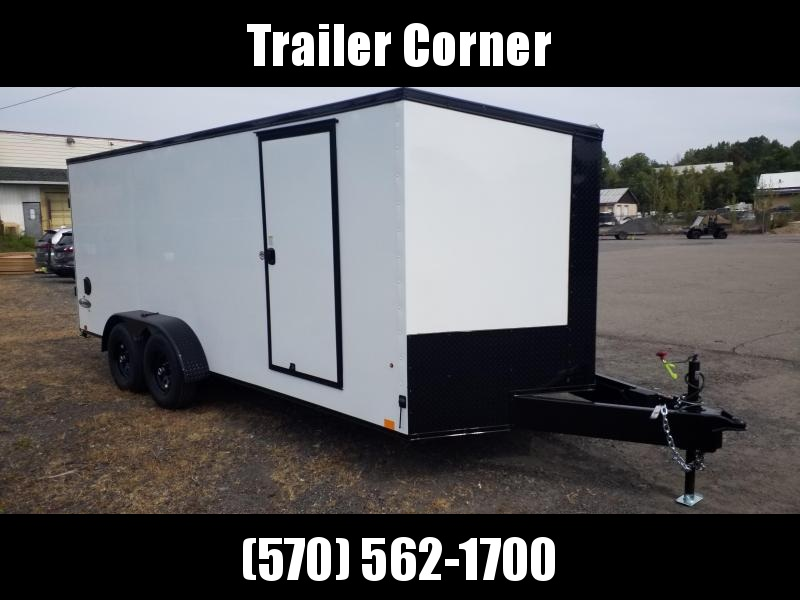 2021 Look Trailers EWLC 7X18 10K BLACKED OUT Enclosed Cargo Trailer