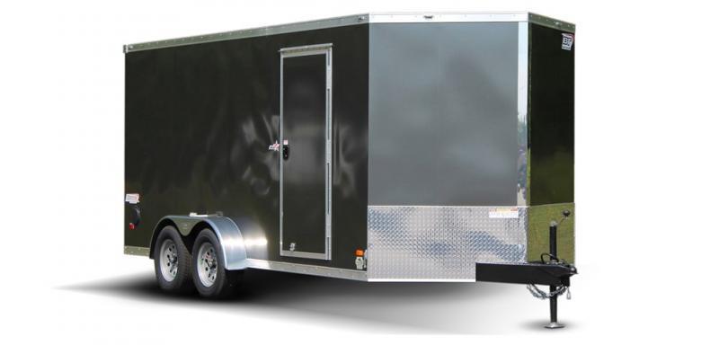 2020 Bravo Trailers AST718TA2 Enclosed Cargo Trailer