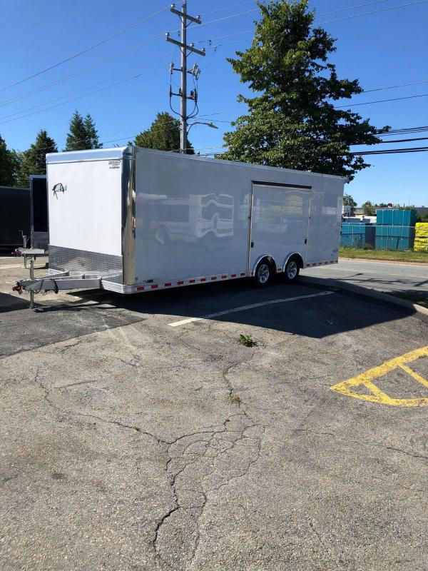 2020 Bravo Trailers Aluminum Star Car / Racing Trailer