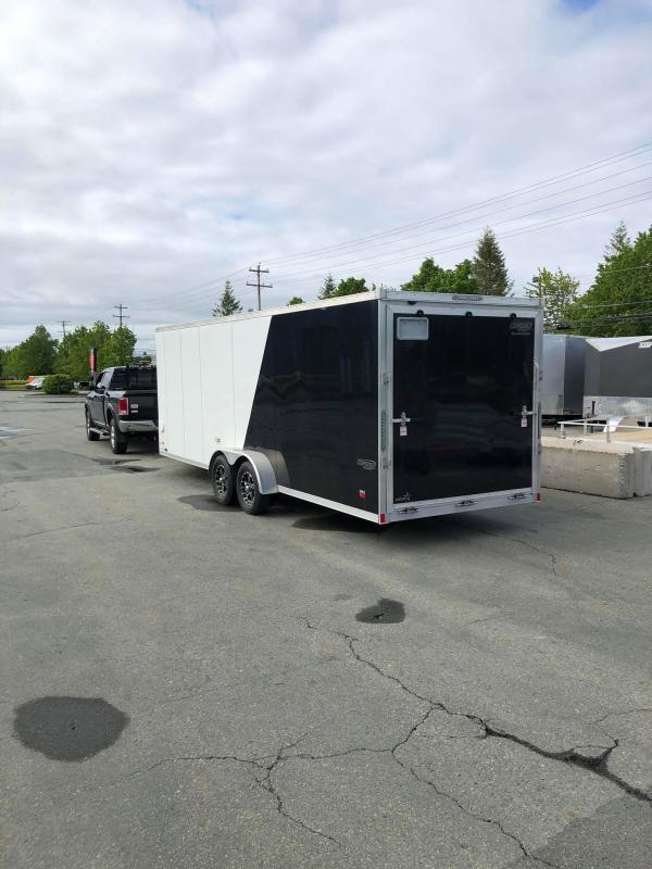 2019 Bravo Trailers ASTPT722TA2 Enclosed Cargo Trailer