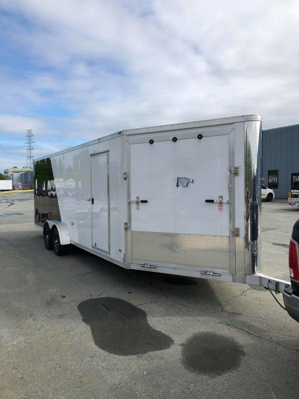 2019 Bravo Trailers ASTPT722TA2 Enclosed Cargo Trailer