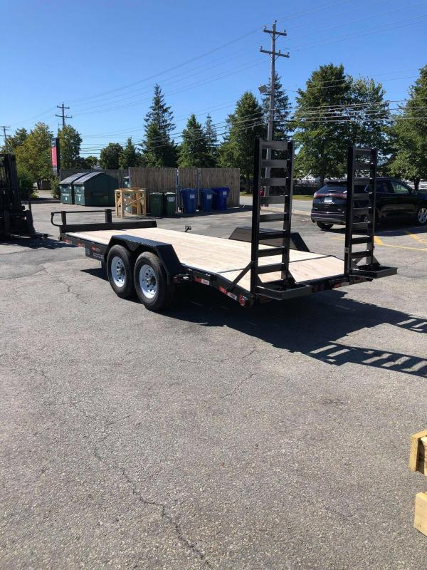 2020 Liberty LE14K83X16C6 Equipment Trailer