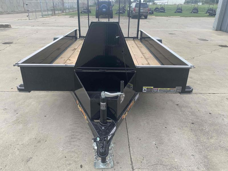 2022 Doolittle Steel Side Utility  Dare to Compare!