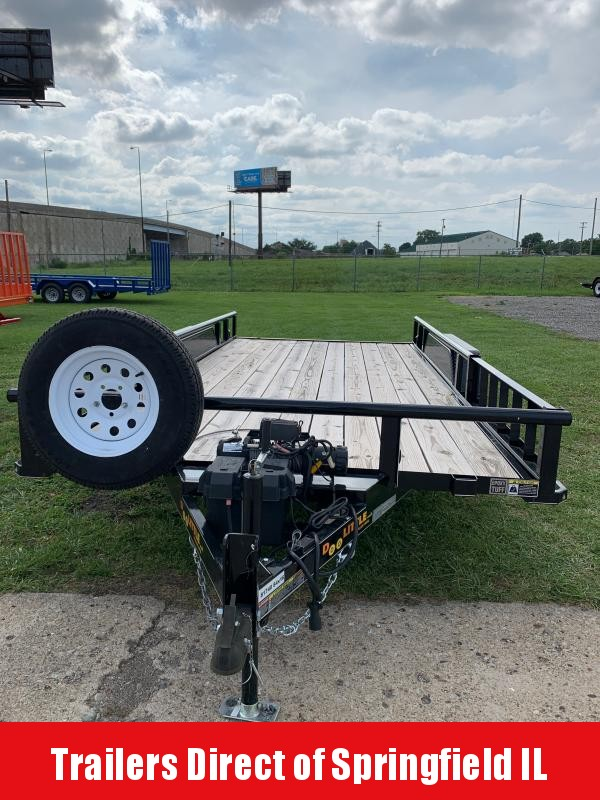 2020 Doolittle Trailer Mfg Utility Equipment Trailer