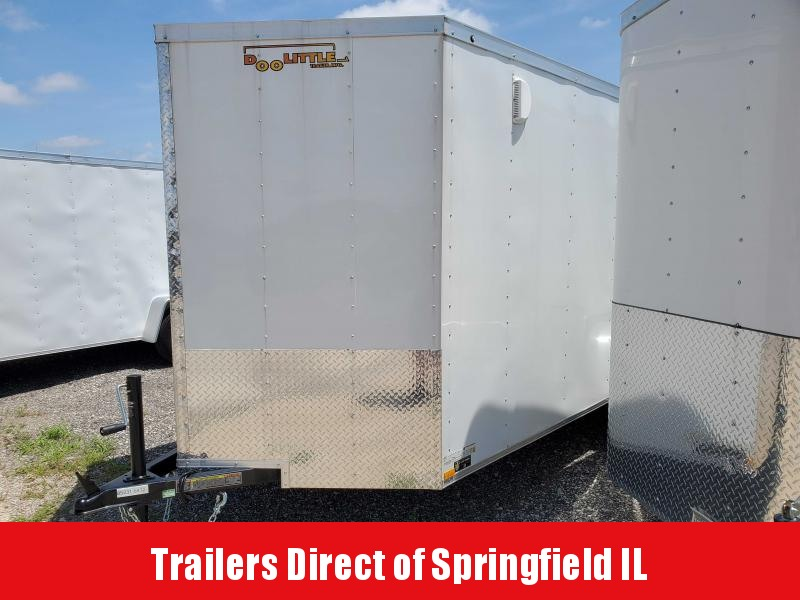 2020 Doolittle Trailer Mfg RS Cargo 6x12 S/A