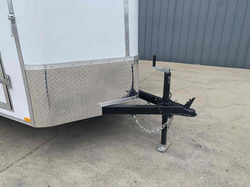 2022 DooLitttle Trailers Doolittle 5x10 Cargo Ramp Enclosed Cargo Trailer