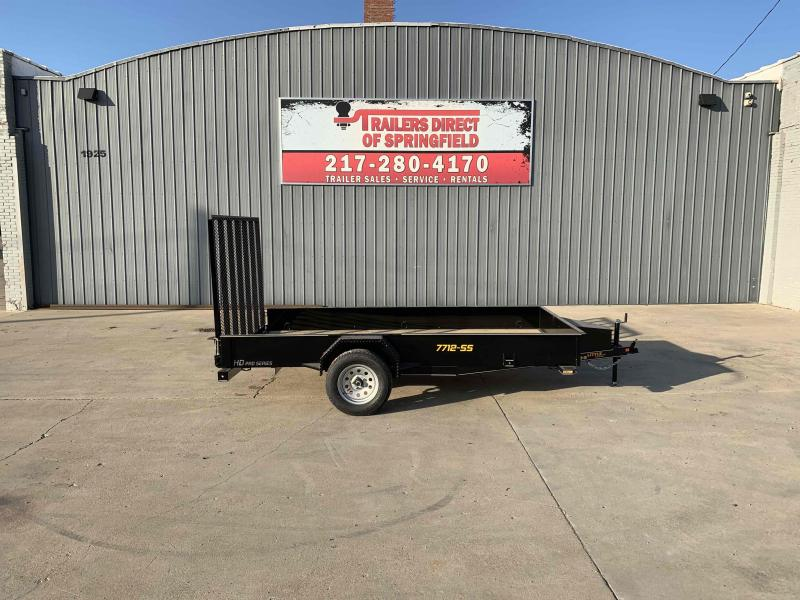 2021 Doolittle 77x12 Utility Trailer Dare To Compare!