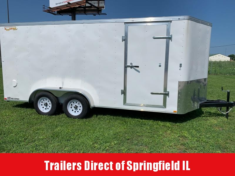 2020 Doolittle Trailer Mfg Doolittle Cargo Enclosed Cargo Trailer