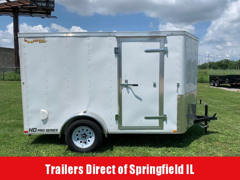 2020 Doolittle Trailer Mfg Bullitt  6x10  S/A
