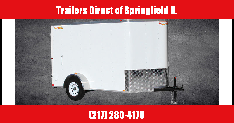 Doolittle Cargo Trailer 5X8 6X12 7X14 and 7X16 Available for Rent