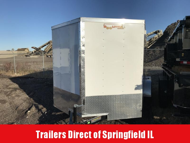 2020 Doolittle Trailer Mfg RS Cargo  7x14 T/A