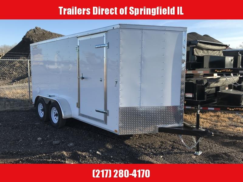 2020 Doolittle Trailer Mfg RS Cargo  7x14 T/A