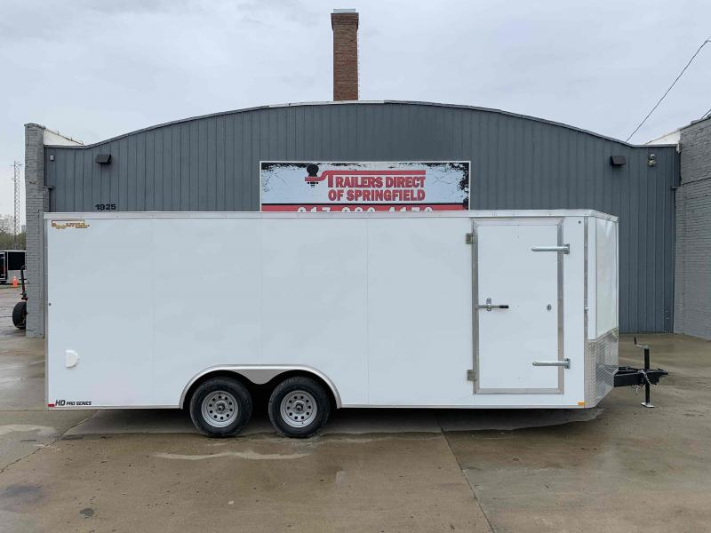 2021 Doolittle 8.5X20 Cargo Trailer Dare to Compare!