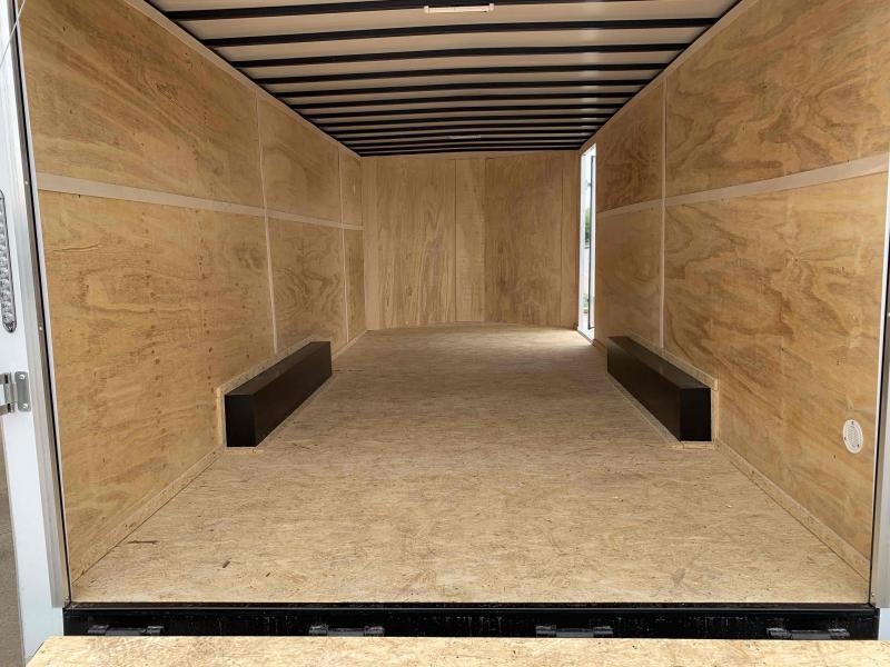 2021 Doolittle 8.5X20 Cargo Trailer Dare to Compare!