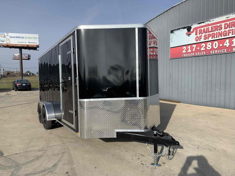 2021 Doolittle 7X16 Cargo Trailer Dare to Compare!
