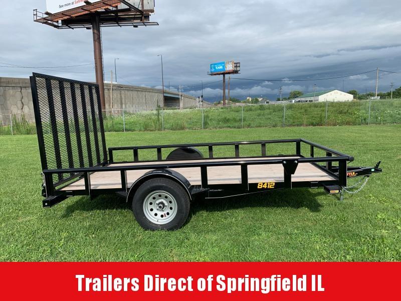 2020 Doolittle Trailer Mfg Utility  84x12  S/A