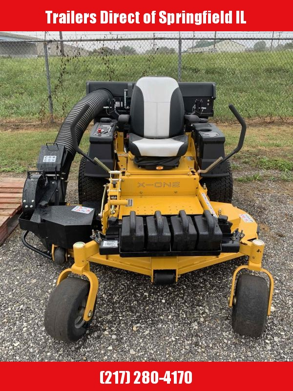 2018 Hustler X-ONE Zero Turn Mower Lawn Mowers
