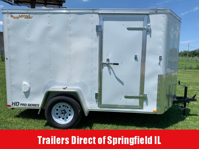 2020 Doolittle Trailer Mfg  6x10 S/A