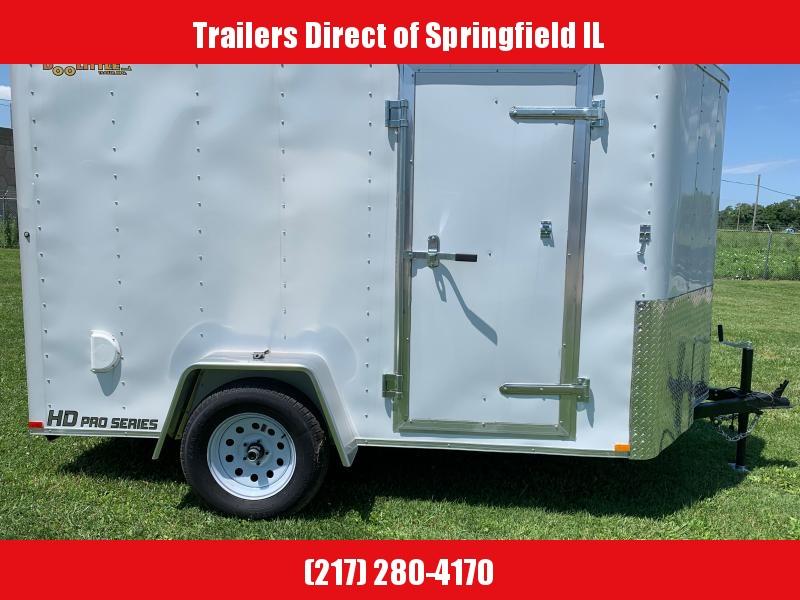 2020 Doolittle Trailer Mfg  6x10 S/A