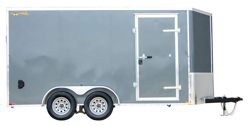 2021 Doolittle 6x12 Cargo Trailer Dare To Compare!