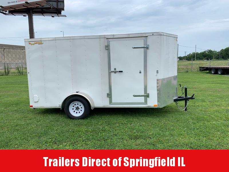 2019 Doolittle Trailer Mfg Bullitt  6x12  S/A