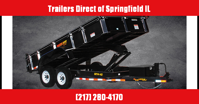 Doolittle Dump Trailers 72X12 82X14 Available for Rent