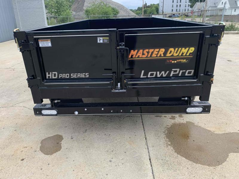 2022 60 x 10 Master Dump Trailer Dare to Compare!