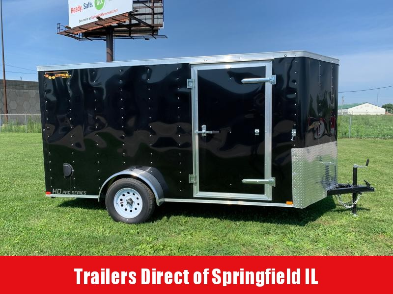 2020 Doolittle Trailer Mfg Bullitt  6x12  S/A