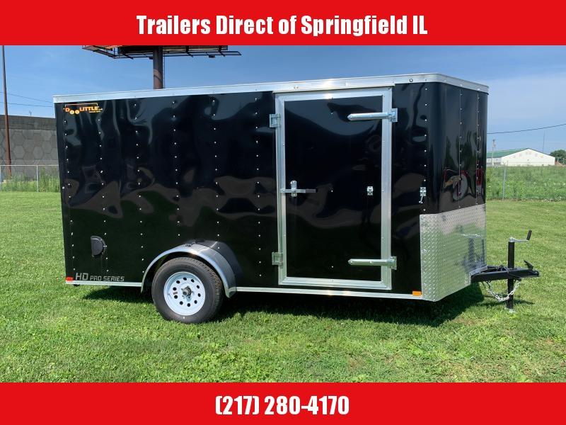 2020 Doolittle Trailer Mfg Bullitt  6x12  S/A