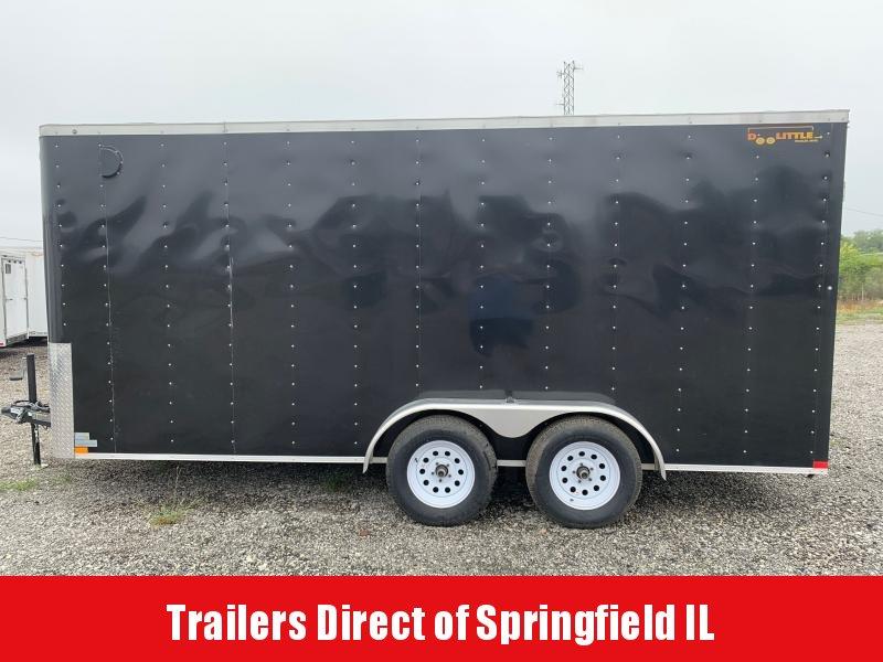 2021 Doolittle Trailer Mfg Cargo Enclosed Cargo Trailer
