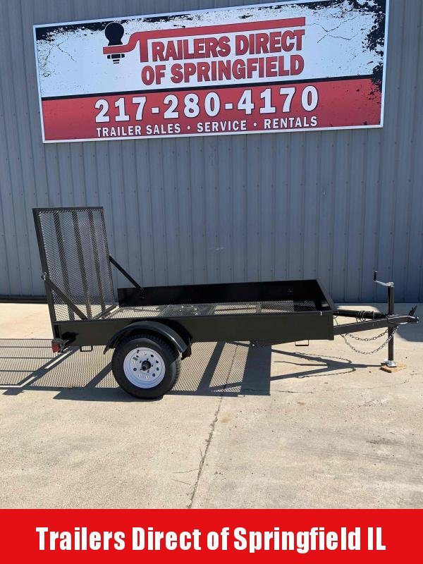 2020 Doolittle Trailer Mfg MSS Utility Trailer