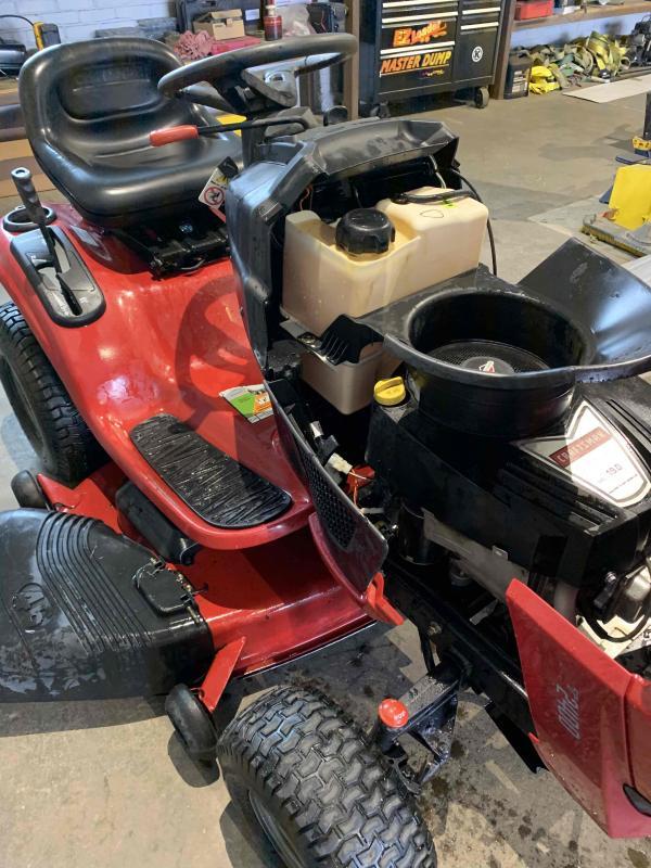 2014 Craftsman Riding Mower Lawn Mowers