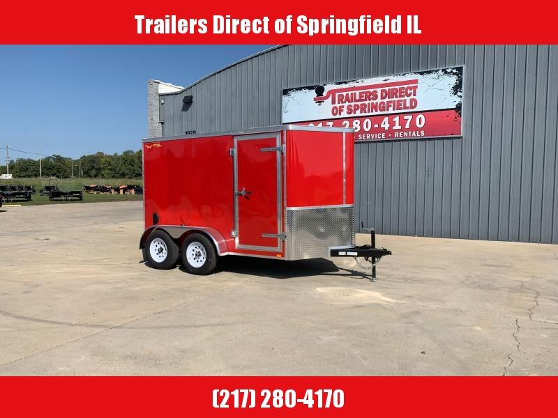 2021 Doolittle Trailer Mfg Cargo Enclosed Trailer