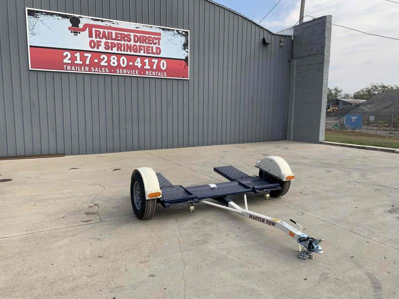 2021 Master Tow Electric Brake Tow Dolly 4900 Lbs Vehicle Tow Weight