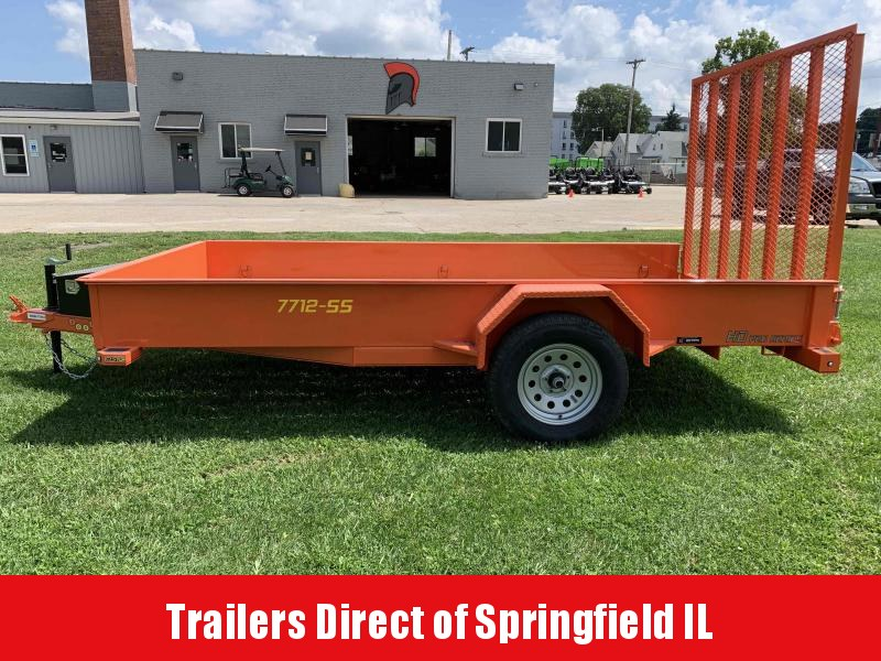 2021 Doolittle Trailer Mfg  Utility Trailer