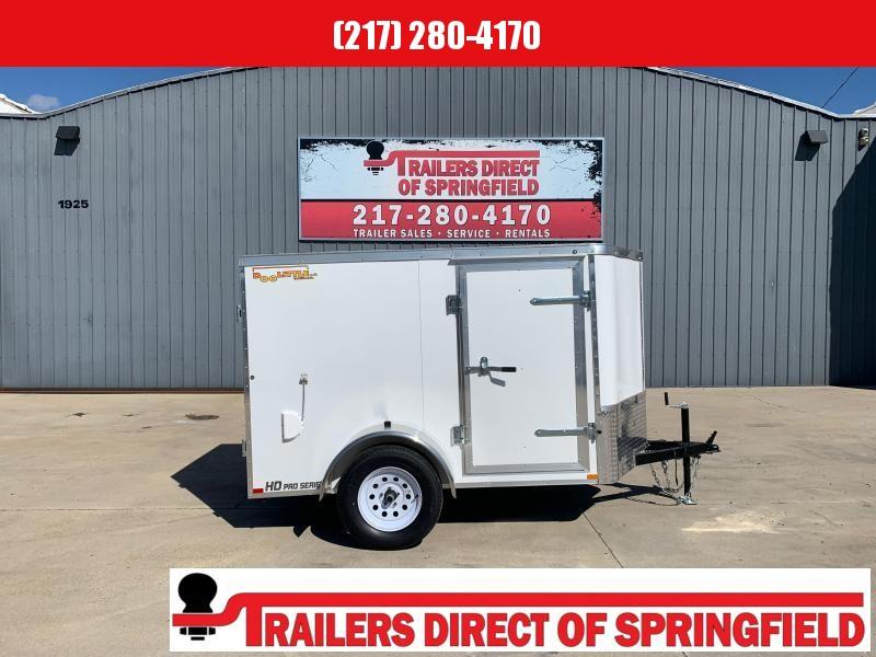 2021 Doolittle 5X8 Enclosed Cargo Trailer 2990 GVWR