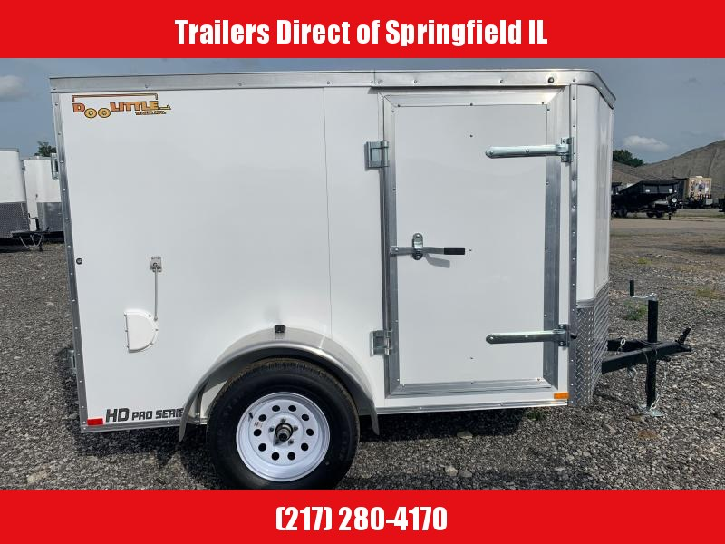2021 Doolittle Trailer Mfg Enclosed Cargo Trailer