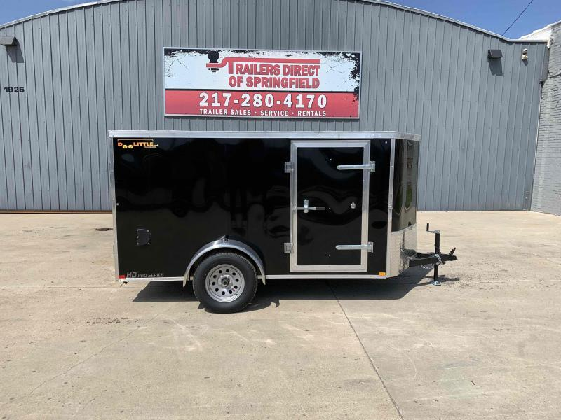 2021 Doolittle 5X10  Cargo Trailer Dare to Compare!