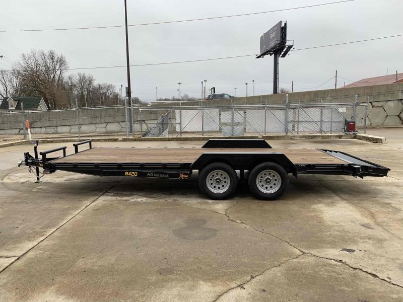 84x20 Xtreme 7000 lb GVWR  DARE TO COMPARE?