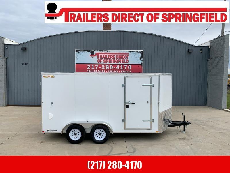 2021 7X14 Cargo Trailer Barn Doors Dare to Compare!