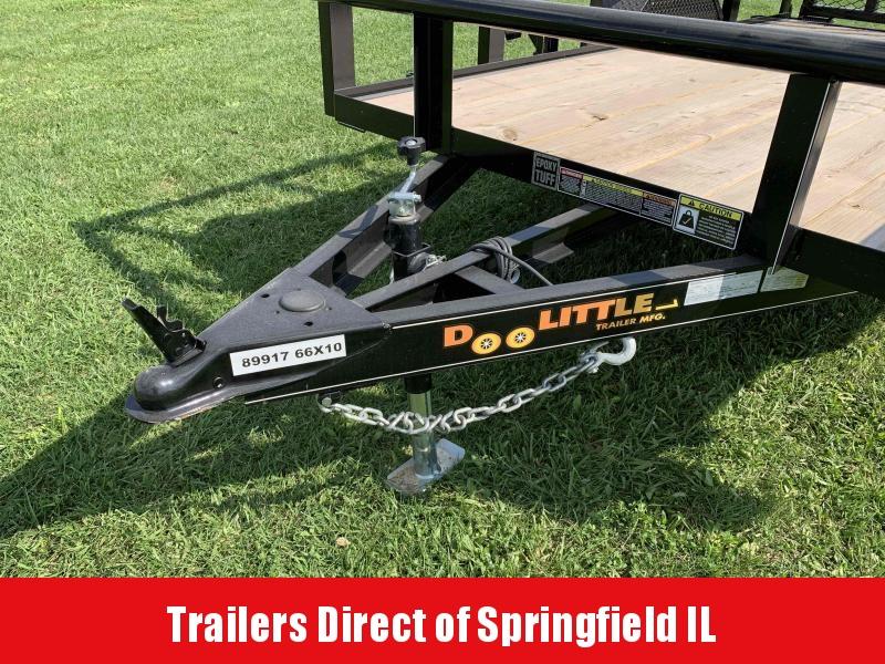 2021 Doolittle Trailer Mfg Utility Utility Trailer