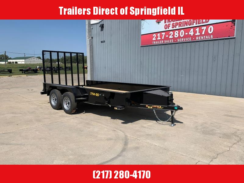 2021 Doolittle Trailer Mfg SS Series Utility Trailer